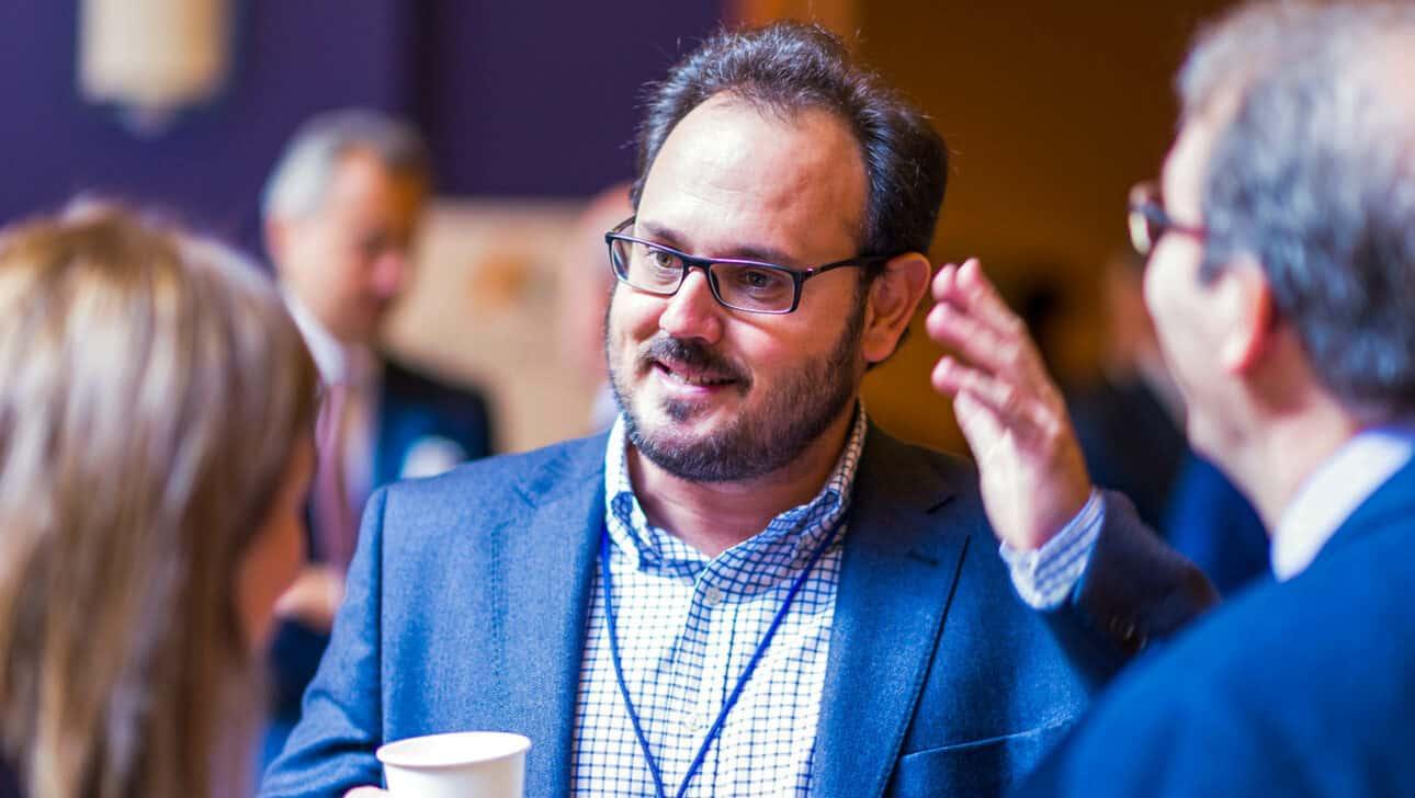 David Saavedra, Regional Director (Washington, D.C., 2018)
